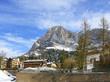 San Martino di Castrozza, mountain resort in the area mountain group Pale di San Martino, Dolomite mountains, UNESCO World Heritage Site, Italy