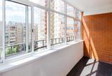Glazed balcony - 123157911