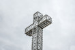 Mont Royal Cross in Montreal, Canada