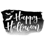Happy halloween greeting - 123191125