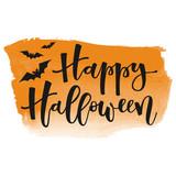 Happy halloween greeting - 123191193