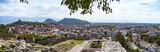 Plovdiv, Bulgaria view.