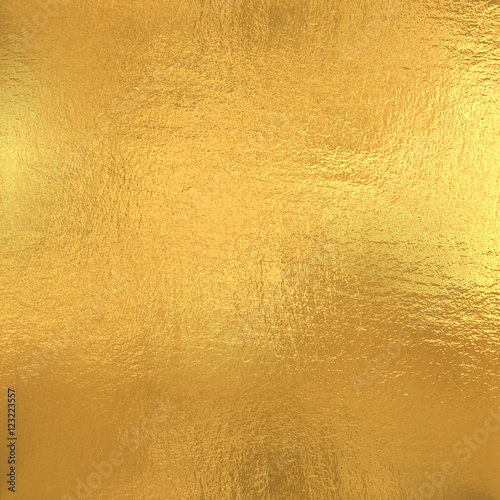 Gold foil - 123223557