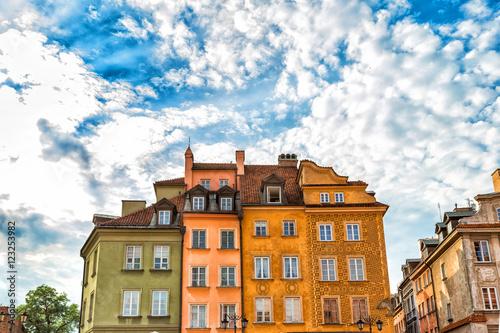 Warsaw - Castle Square, Poland