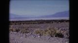 1957: a road trip is seen DEATH VALLEY, CALIFORNIA