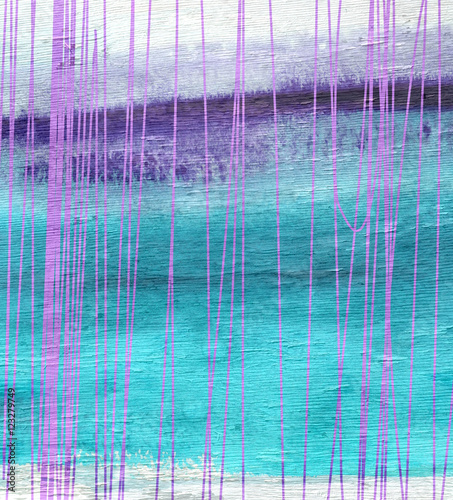 abstract stripes background on wood grain texture