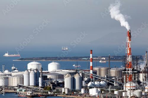 工業地帯 Poster