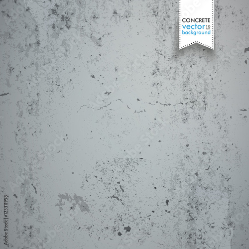 Fototapeta Concrete Background