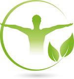 Mensch und Blätter, Chiropraktiker, Heilpraktiker
