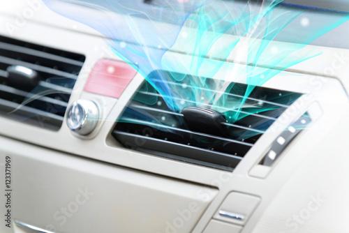 Zdjęcia Car ventilation system