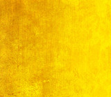 Yellow grunge wall for texture background - 123379112