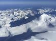 Summit of Denali, looking south