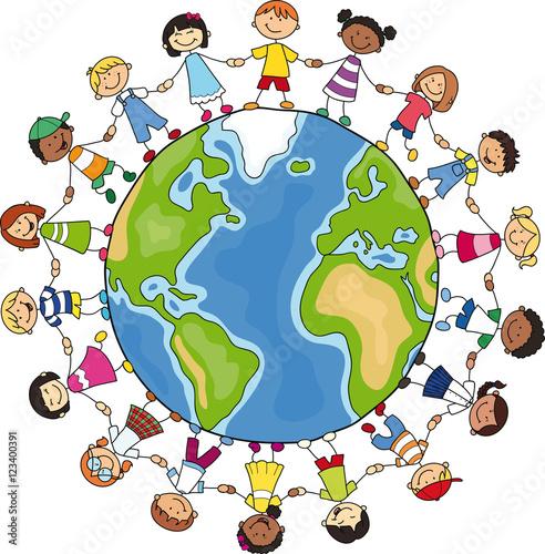 Kinder der Welt - 123400391