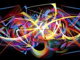 abstract colorful graffiti - 123404133