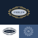 Line graphics monogram. Elegant art logo design. Emblem. Graceful template. Business sign, identity for Restaurant, Royalty, Boutique, Cafe, Hotel, Heraldic, Jewelry, Fashion. Vector elements