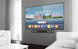 Big screen televisio...