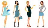 women and fashion accessories