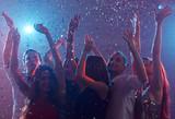 Disco clubbing