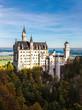 Quadro Neuschwanstein castle
