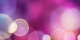 Fototapety Purlle magic lights background