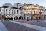 Teatro alla Scala, opera house in Milan - Italy