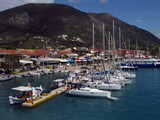 Nidri Harbour, Lefkada (Lefkas), Greece