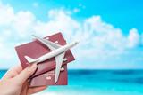 passport flight fly travelling travel citizenship concept