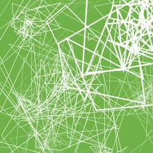Zufällige skizzenhafte Linien abstrakte monochrome Hintergrund, Muster