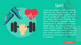 Sport Conceptual Banner