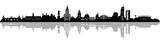 Skyline Warschau - 123712796
