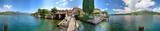 Lago d'Orta, panoramica a 360°