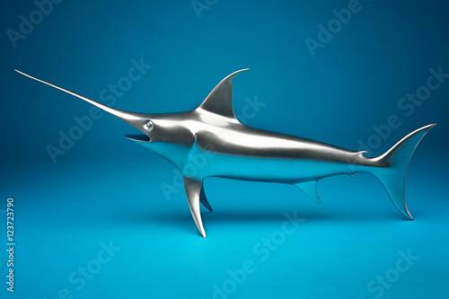 The swordfish model. Poster
