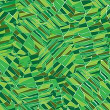Nahtlose Muster mit Blättern
