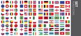 drapeaux - 123745324