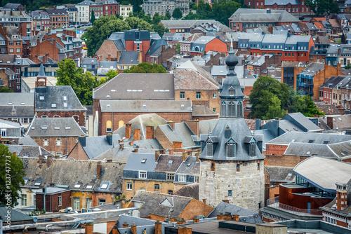 Keuken foto achterwand Antwerpen Belfry of Namur, Belgium