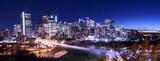 Calgary Downtown Nightsky