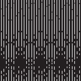 Pattern halftone abstract wallpaper black and white Background.