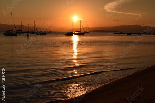 Billede Pôr-do-sol deslumbrante