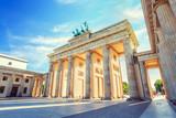Berlin Brandenburg Gate, Berlin, Germany - 123854792