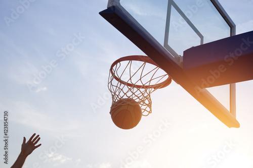 basketball going through the basket buy photos ap images