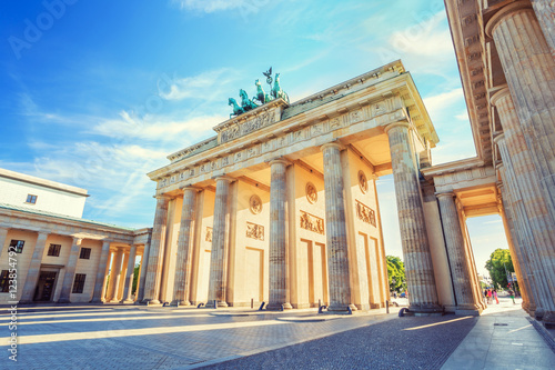 Berlin Brandenburg Gate, Berlin, Germany