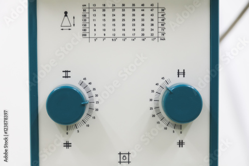 Plagát Radiografo / Radiógrafo dental