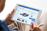 Man shopping online - 123882763