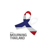 be in mourning thailand