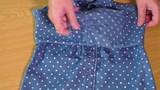 Childrens wear. Little blue long sleeve shirt