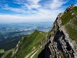 Vistas desde el monte Pilatus en Lucerna, Suiza, en el verano de 2016 OLYMPUS DIGITAL CAMERA