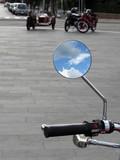 Specchietto retrovisore - motocicletta depoca
