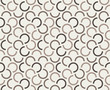 Repeating geometric seamless pattern. Vector illustration.