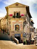Per le vie di Assisi