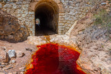 Source of Tinto river, Andalusia (Spain)